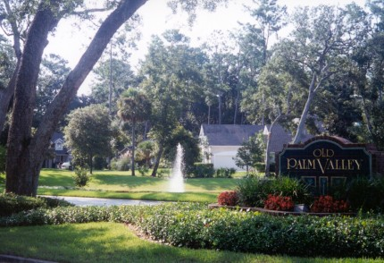 Old Palm Valley – St. Johns County, Florida