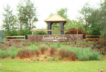 Sandy Creek – St. Johns County, Florida